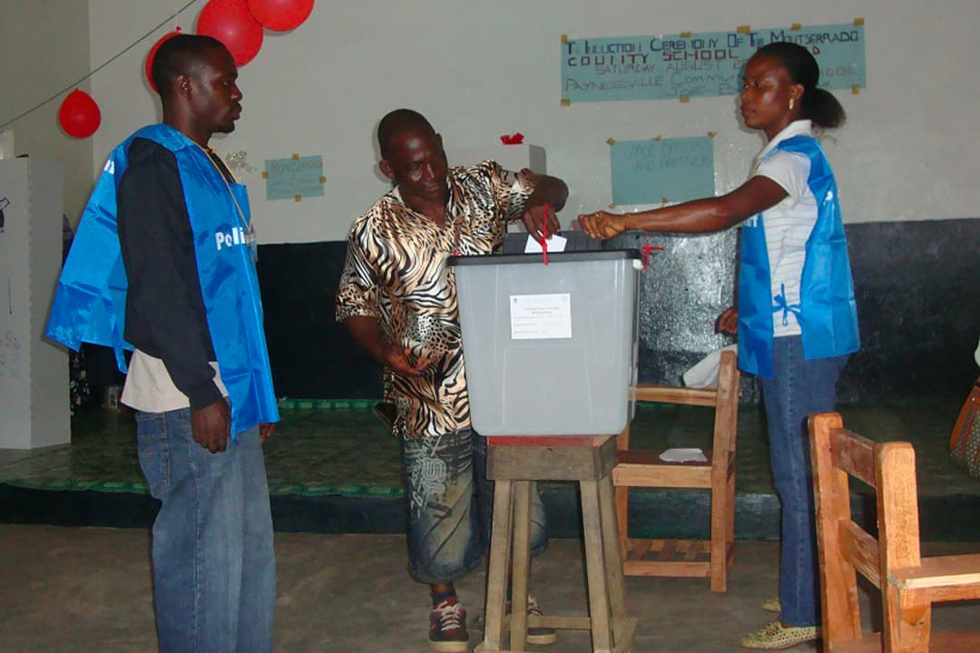 Liberia Reflects on Civic and Voter Education Campaign & Electoral Operations