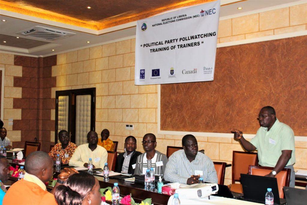 ec-undp-jtf-liberia-news-press-release-28-august-2017-party-agent-training