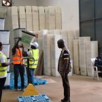 National Elections Commission receives and begins deploying ballot papers in advance of the 10 October 2017 general elections