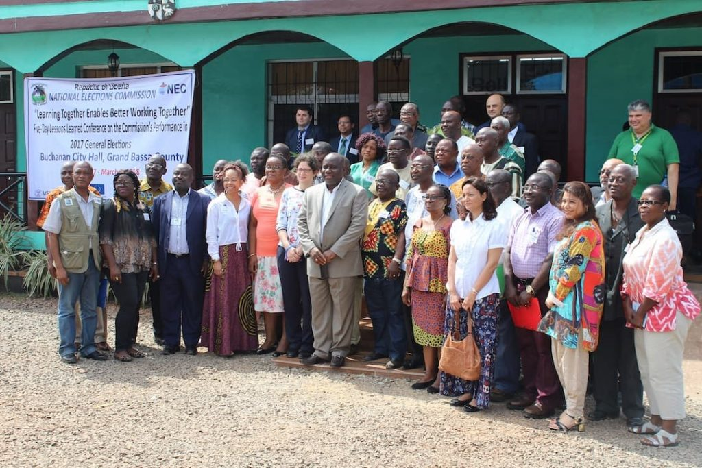 ec-undp-jtf-liberia-the-national-elections-commission-and-united-nations-development-programme-complete-a-review-of-2017-general-elections