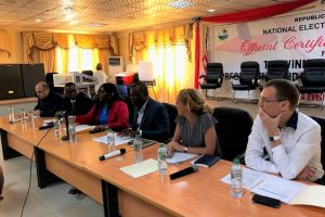 ec-undp-jtf-liberia-national-elections-commission-undp-and-international-partners-focus-on-the-future-and-election-observer-recommendations-in-2018-targets