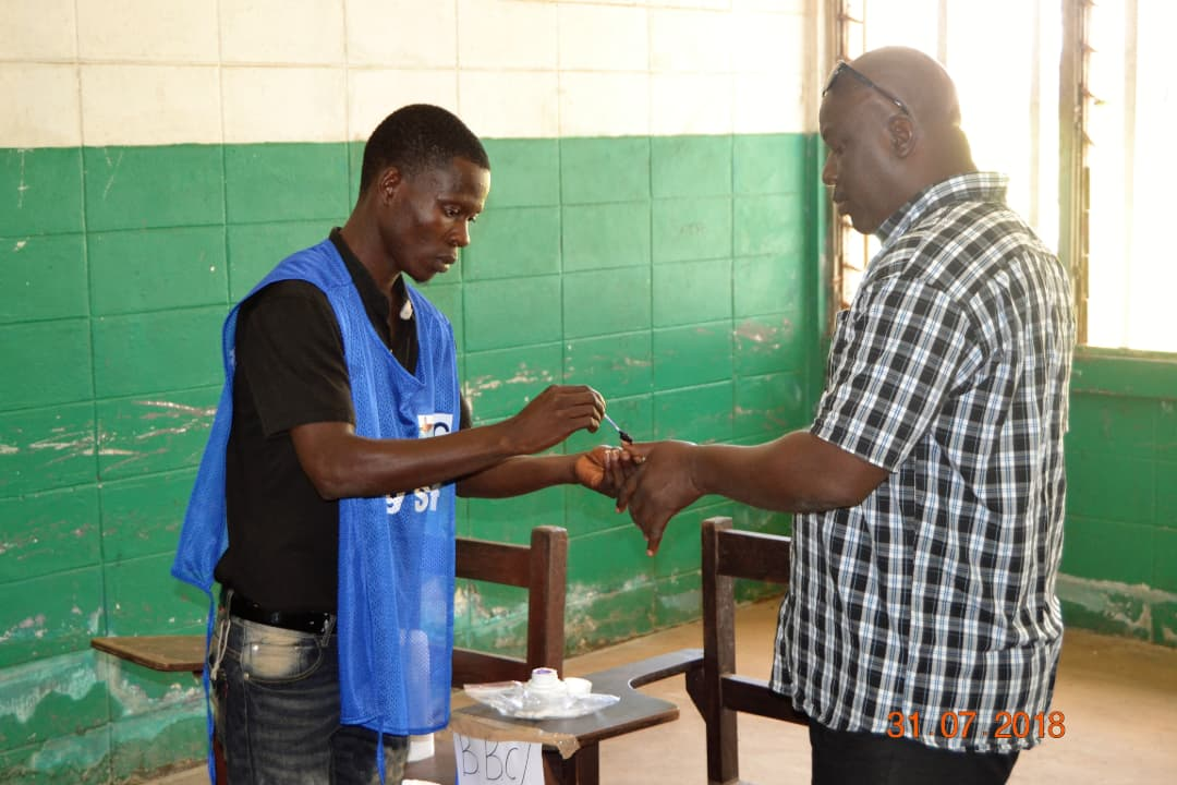 UNDP supports the conduct of Senatorial by-elections in Bong and Montserrado counties