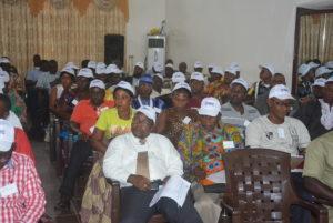 Regional consultations in Liberia