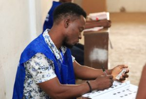 UNDP Elections Support Project provides BRIDGE Training for NEC Staff